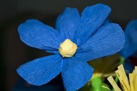 Jak wykonać kwiaty z bibuły