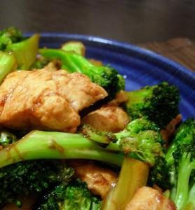 gotowanie brokułów