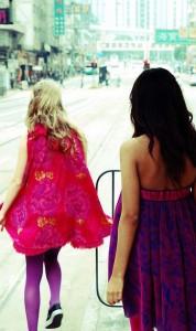 łączenie kolorów ubrań