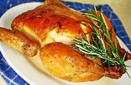 luzowanie kurczaka