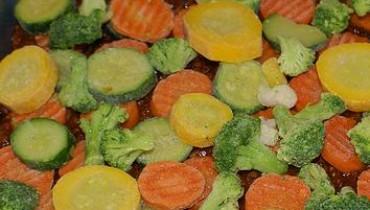 Jak mrozić warzywa