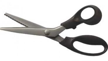 Jak naostrzyć nożyczki