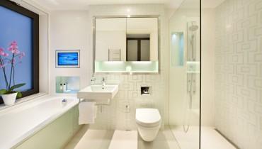 Jak optycznie powiększyć łazienkę