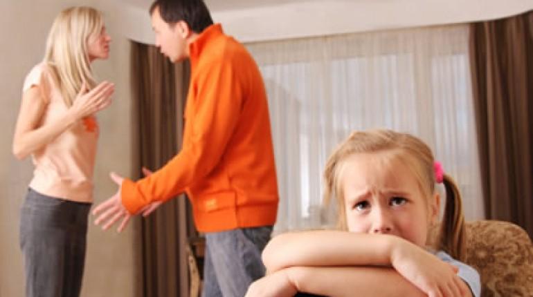 Jak pogodzić rodziców