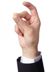 Jak pstrykać palcami