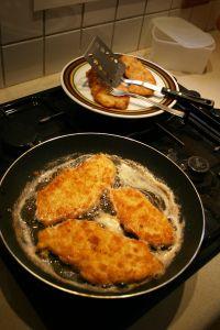 Jak się smaży rybę