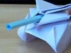 Jak zrobić czołg origami?