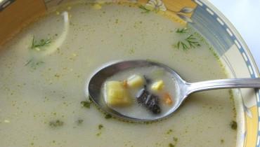 jak-zrobic-lekka-zupe-grzybowa