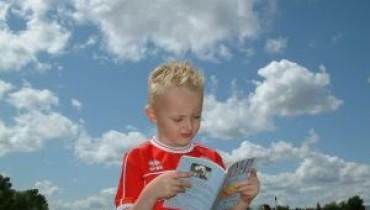 czytajace dziecko