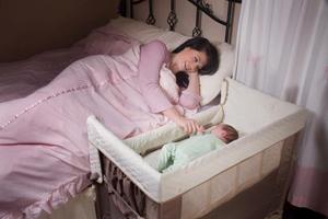 łóżeczko Dziecka W Sypialni Tak Czy Nie Mporadypl
