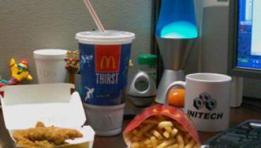 Jedzenie do pracy