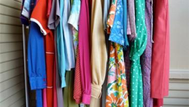 Drugie życie starych ubrań
