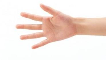 Jak swędzi prawa ręka